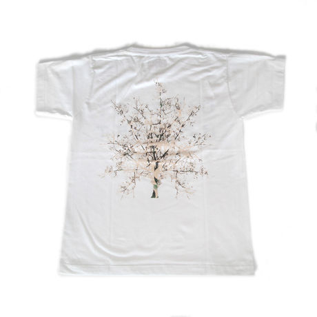 Flower T-shirts Ladys