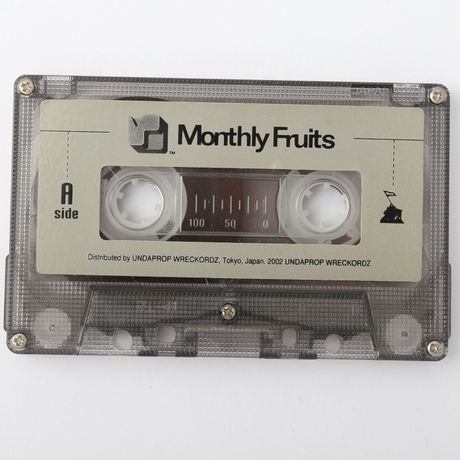 DJ KOMORI 『Monthly Fruits vol.39』MIX TAPE