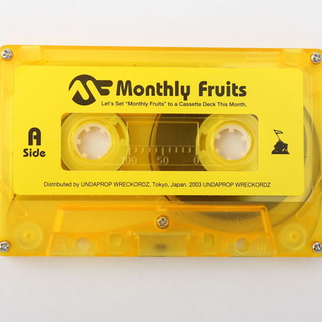 DJ KOMORI 『Monthly Fruits vol.44』MIX TAPE
