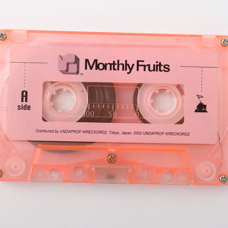 DJ KOMORI 『Monthly Fruits vol.45』MIX TAPE