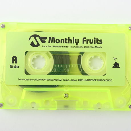 DJ KOMORI 『Monthly Fruits vol.46』MIX TAPE