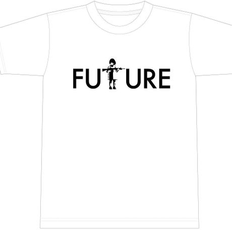 """""""FUTURE"""" [281_AntiNuke series]2Colors"""