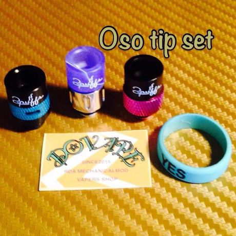 DOVPE original Oso tip set