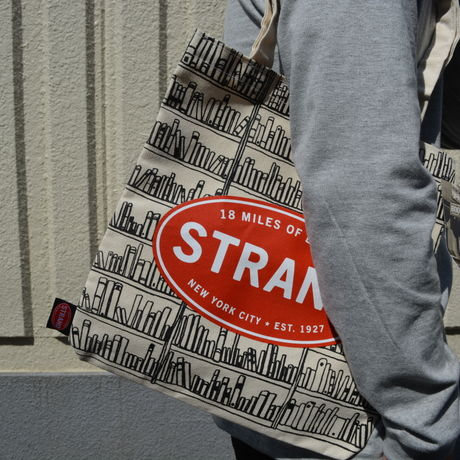 """""""STRAND BOOK STORE""""TOTE BAG(BOOK)"""