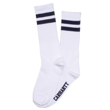 """""""CARHARTT"""" COLLEGE SOCKS  (BLUE / RED / YELLOW)"""