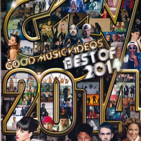 【完売】GOOD MUSIC VIDEOS THE BEST OF 2014 -3DVD-