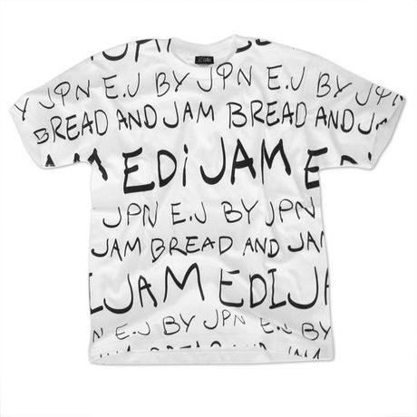 EDIJAM HANDWRITING T-shirt