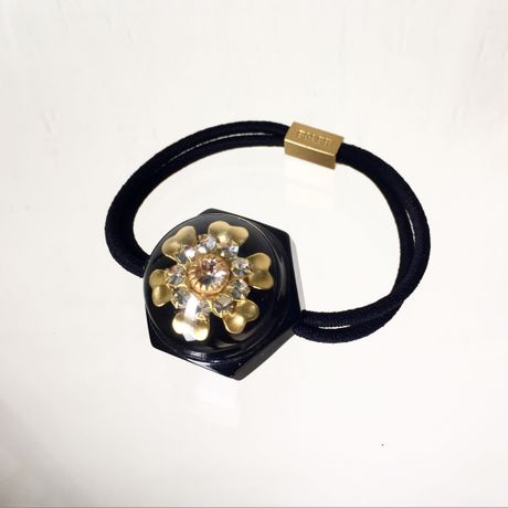 Vintage Flower 【BK】hair ornament