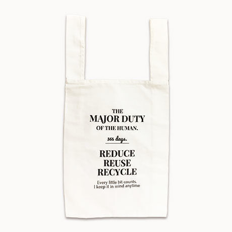 ECO BAG RECYCLE エコバッグ リサイクル【80403】