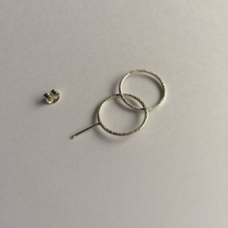 Ring earring , b2  / SV-SV