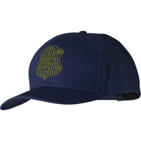 Patagonia Roger That Hat  Iron Works Badge