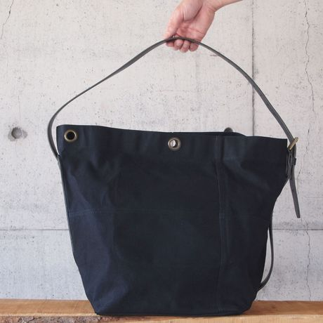 Esperanto〈エスペラント〉 MILITARY BAG (ESP-6193) BLACK