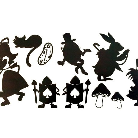 Alice characters Sticker