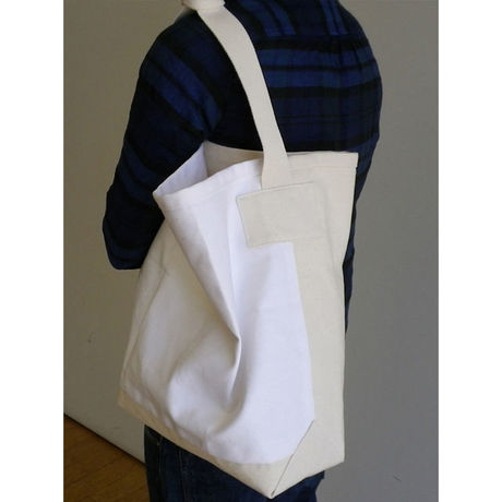 M Tote Bag -shoulder-