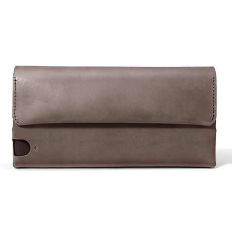 多彩な長財布 LONG WALLET:P / CHOCOLATE