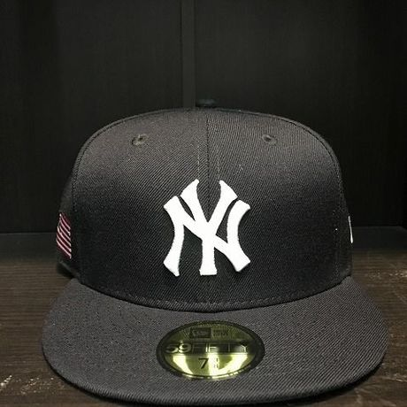 Lafayette×NEW YORK YANKEES×NEW ERA 59FIFTY - COOPERSTOWN COLLECTION
