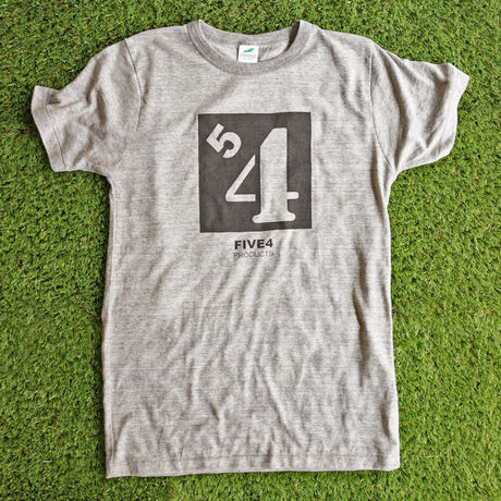 54 logo T-shirts/gray