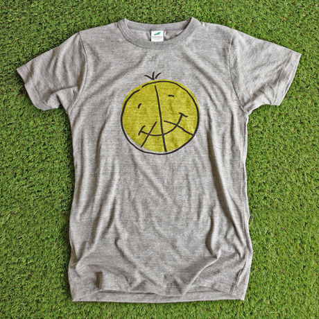 PEACE KUN T-shirts/gray