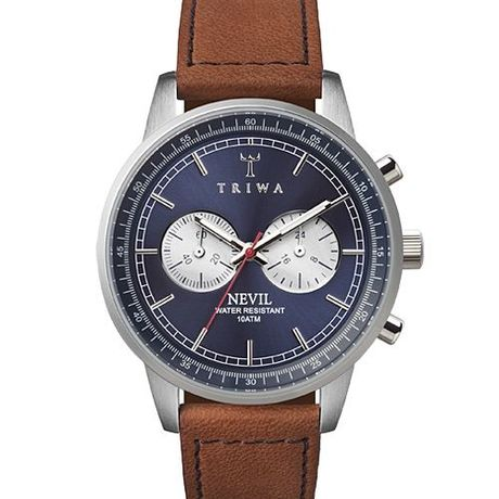TRIWA STEEL NEVIL(BLUE BROWN)