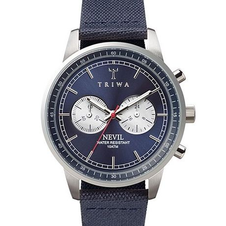 TRIWA STEEL NEVIL(BLUE)