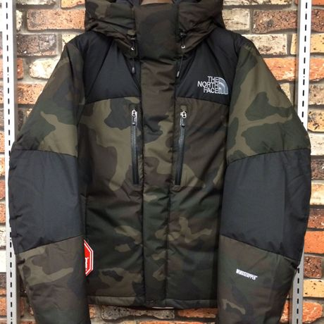 THE NORTH FACE ND91405 Novelty  Baltro Light Jacket (WC/ウッドランドカモ)