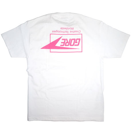 BOOTLEG IS BETTER GORE 2.0 T-SHIRT WHITE