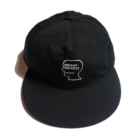 BRAINDEAD LOGO HAT