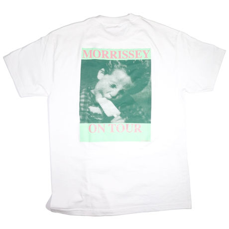 STRANGEWAYS NYC MORRISSEY ON TOUR T-SHIRT