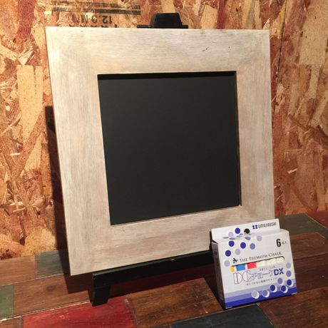Wood Frame Chalk Board