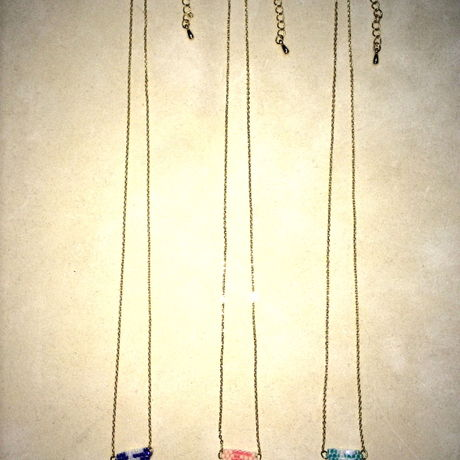 """F""UCHICA necklace(FU-0009)"