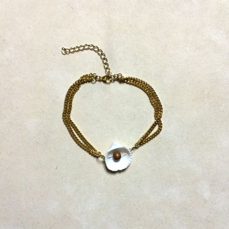 Secret shell bracelet(FU-0011)