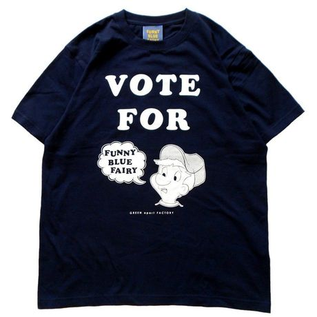 VOTE FOR...Tee(ネイビー)