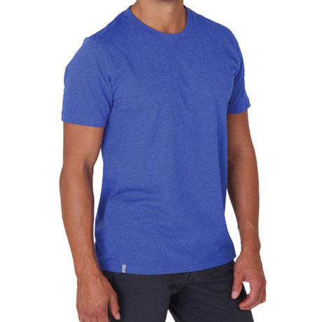 PACT/パクト【F13-MSC-ELB】メンズ Tシャツ MEN'S-CREW NECK-ELECTRIC BLUE