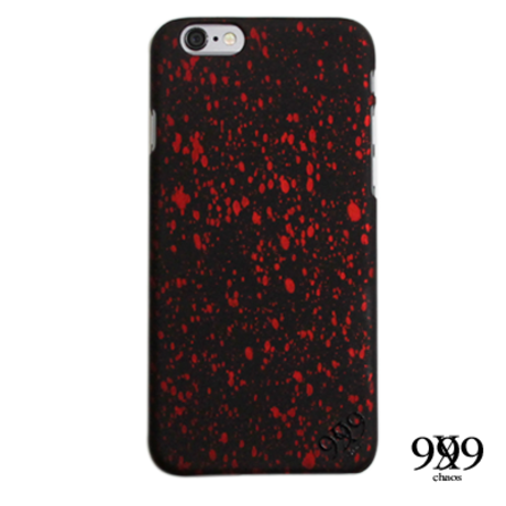 999 chaos Paint×Red iPhone6s/6