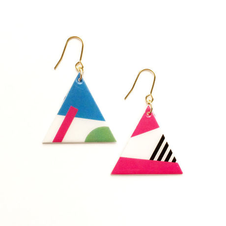 △Colorful Designピアス(GMT)