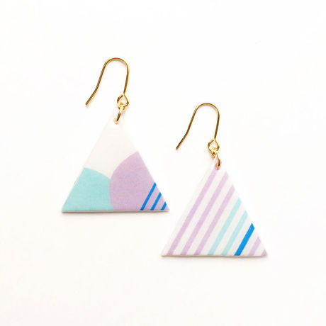 △Colorful Designピアス(C/S)