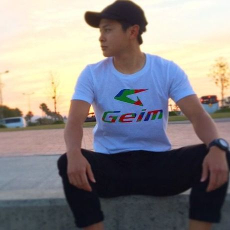 Geim Italy Camouflage T-shirt