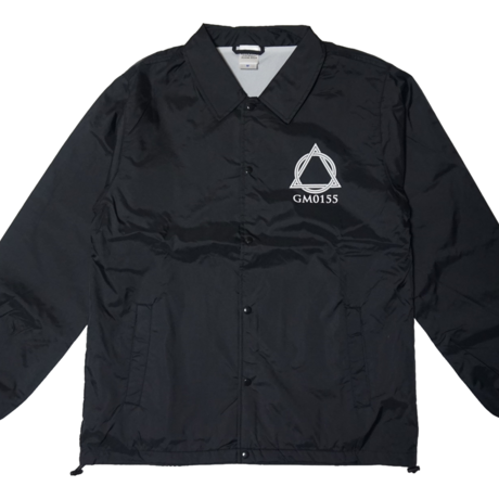 Logo-Coach Jacket Black