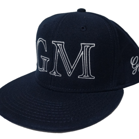 Logo-Snap Back Cap Navy