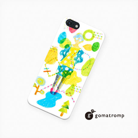 iPhone5/5s 【Summer Girl】