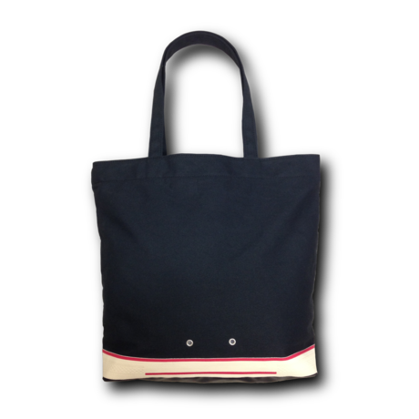 """"""" FOOTLOOSE TOTE """"color: BLACK"""