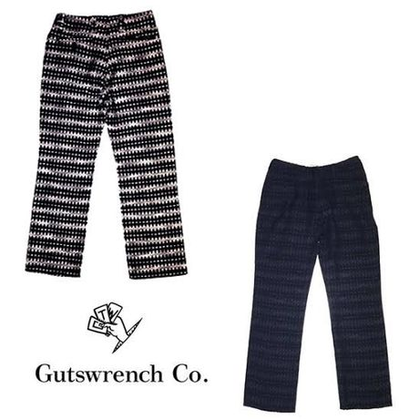 ORIGINAL JACQUARD PANTS