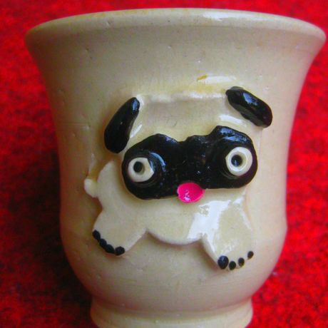 Foot race pug with handle