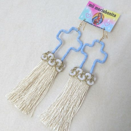 JellyfishCross Pierce☆skywhite