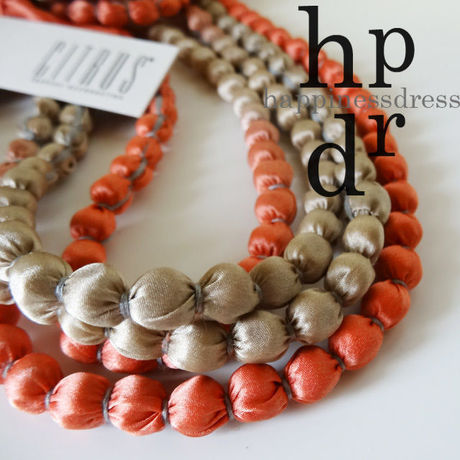 CITRUS Long Necklace シトラスロングネックレス