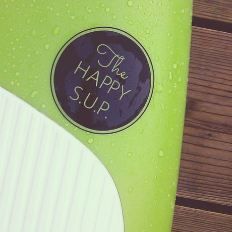 TheHappyS.U.P. Sticker