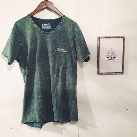 HCS Vintage Washed T Shirt(Lサイズ)