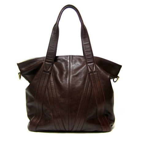 hasram. TOTE BAG HR-L1004(Brown) 【受注生産】