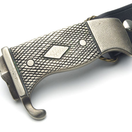 "HBU-1-WB  ""KNIFE"" Buckle"