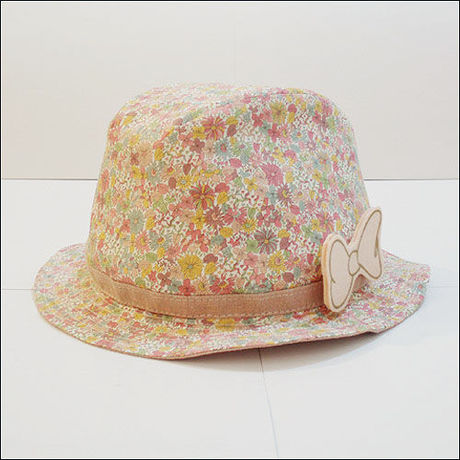 flower liberty hat